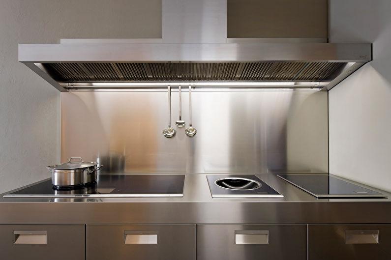Идеи для кухонных фартуков