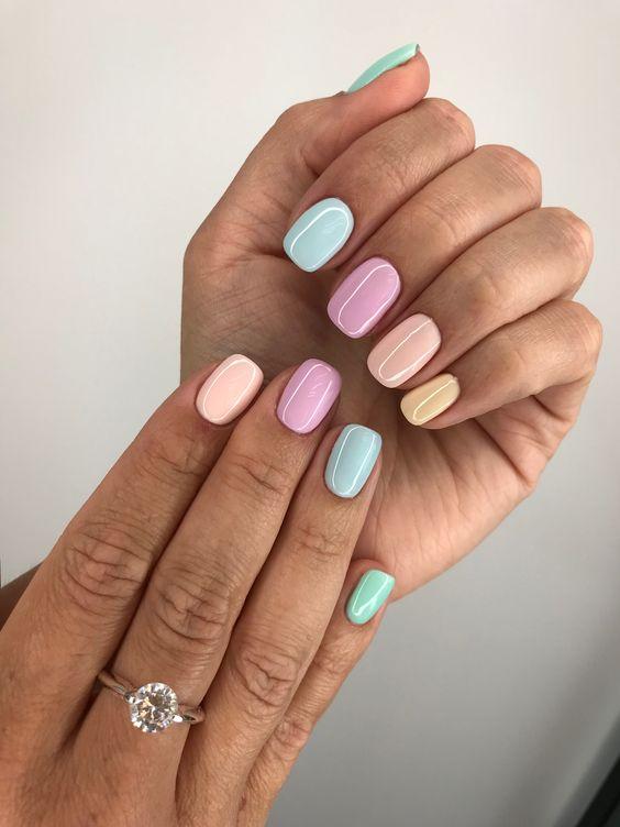 Ногти Модные Идеи Маникюра
