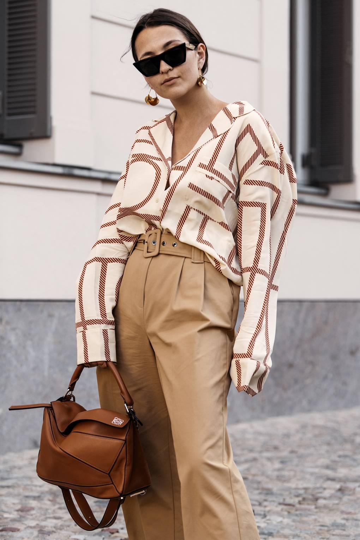 Уличная мода 2019: 100 самых стильных образов на фото по ...