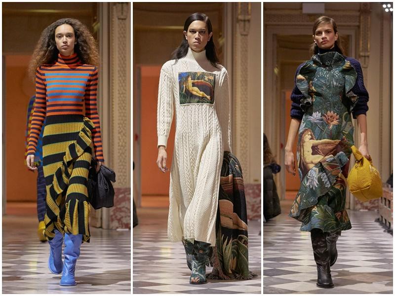 О модной тунике осень-зима 2019 2019 года: новинки, фото, тенденции