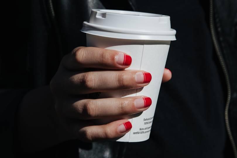 Шеллак Идея Дизайна Коротких Ногтей