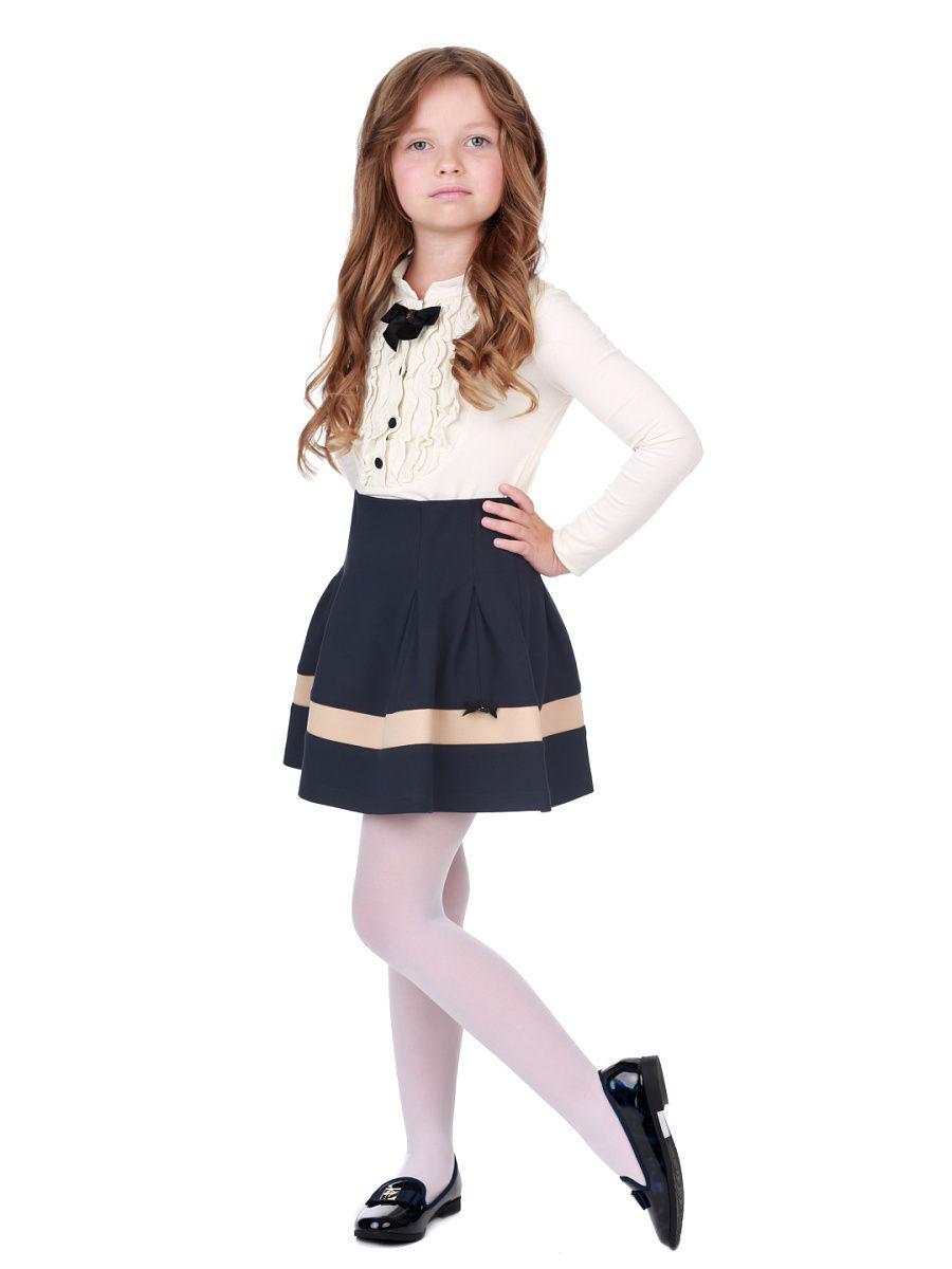 Как самой сшить школьную юбку для девочки