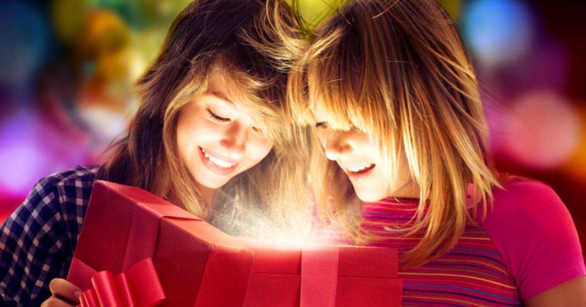 Подарунки на день народження подруз