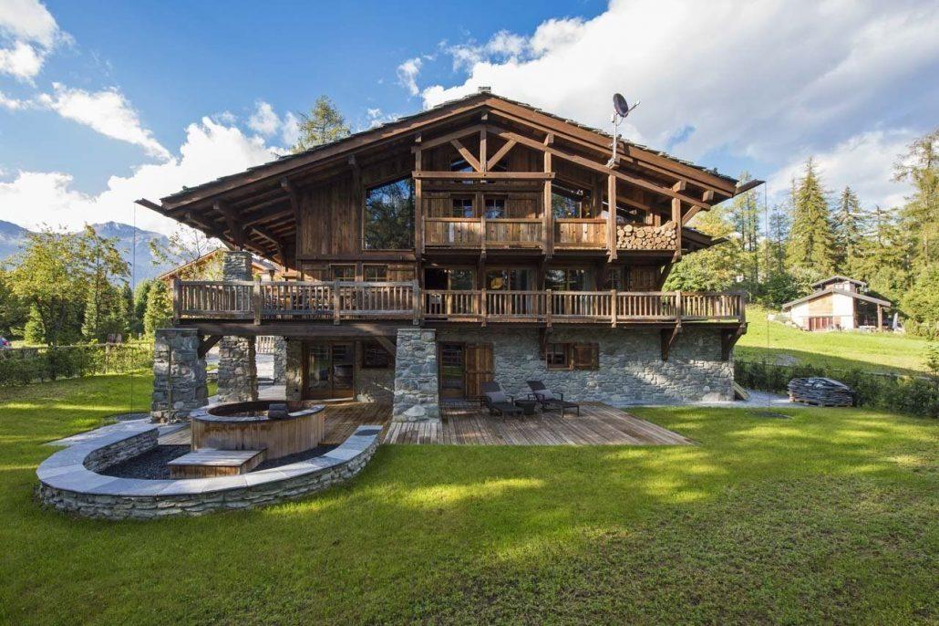 Красивые дома – 1191786 фото фасадов