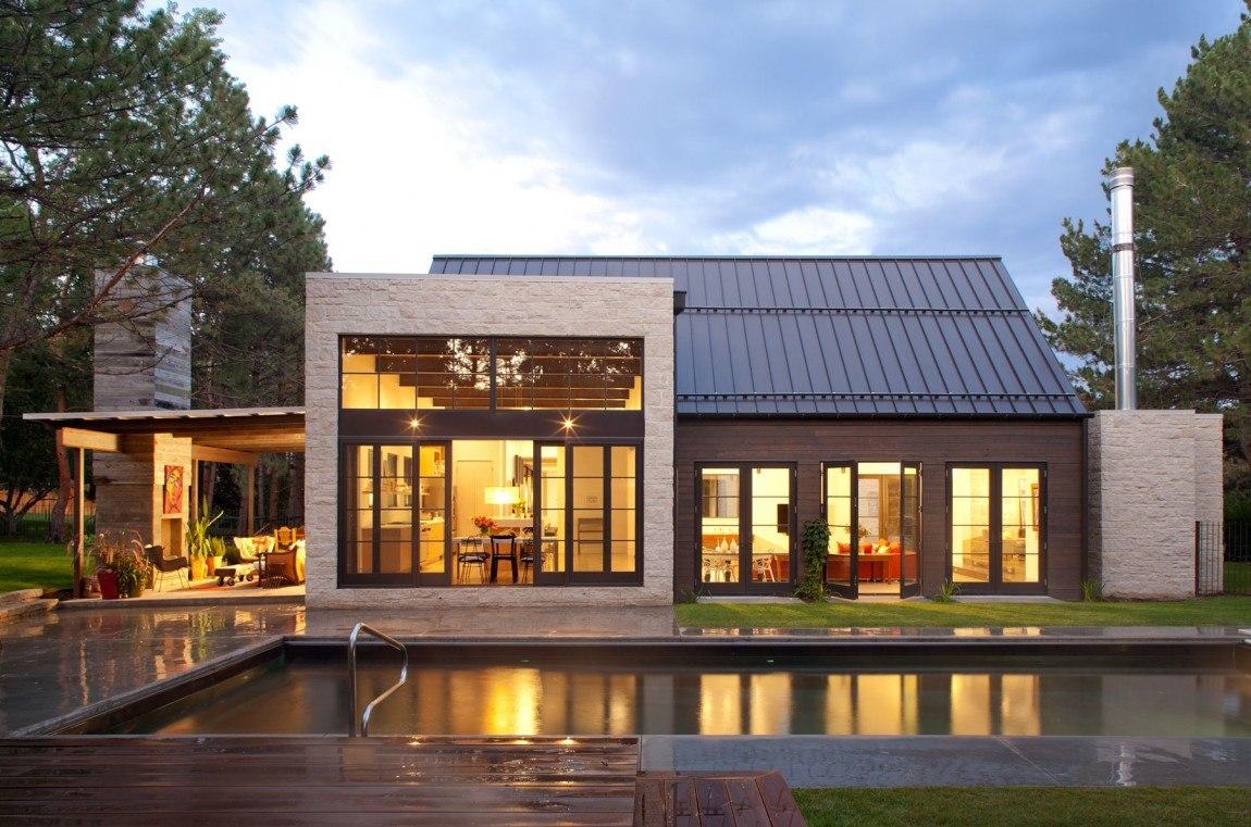 небольшие европейские дома фото что