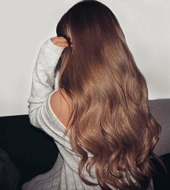 100+ стильных новинок 2019: Модное окрашивание на длинные ... Uberhaxornova Tumblr Long Hair