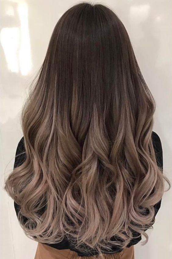 50 Идей модного окрашивания волос в 2019 году (фото)