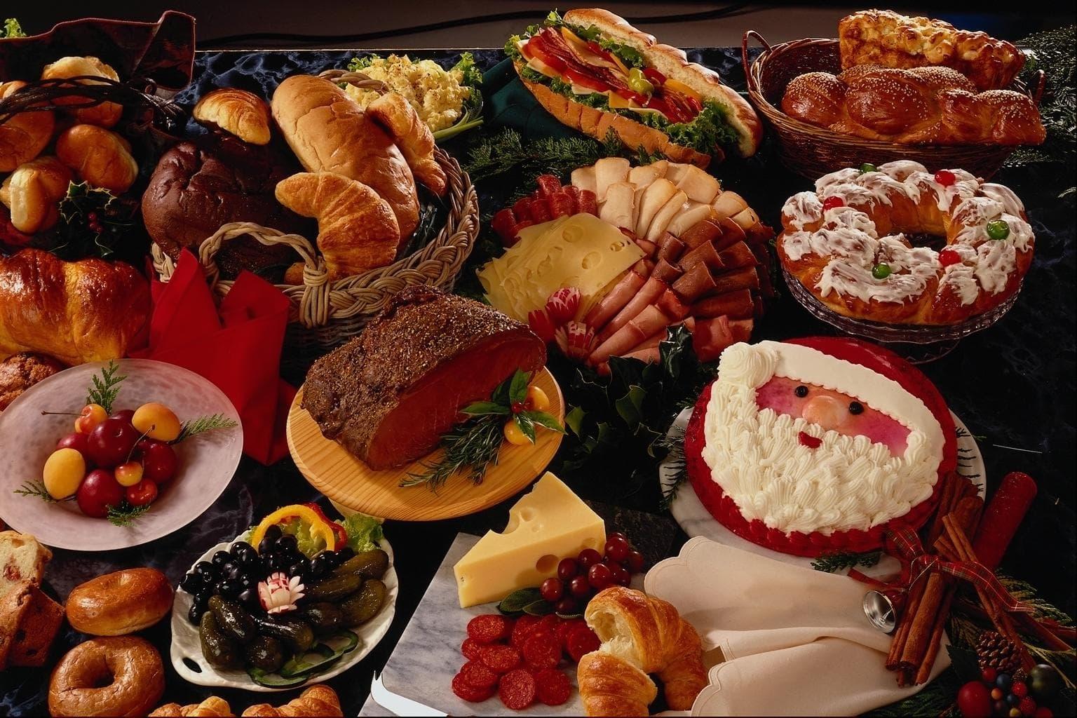 Какие блюда приготовить к новогоднему столу
