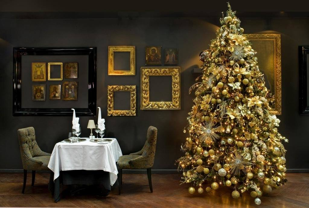 Картинки новогодних украшений для дома
