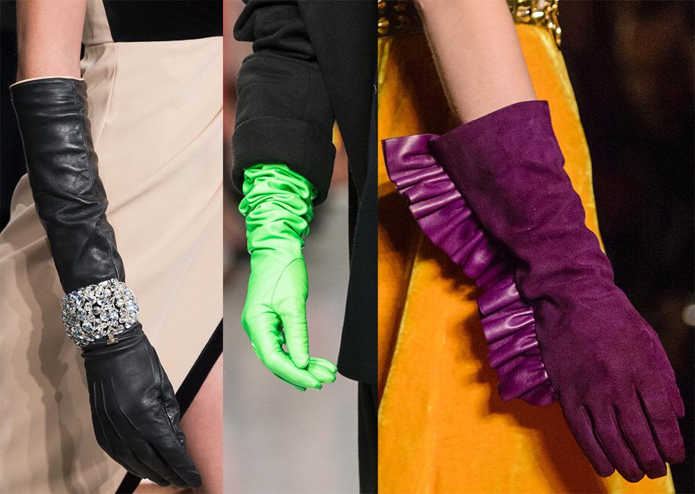 Мода на перчатки 2019 рекомендации
