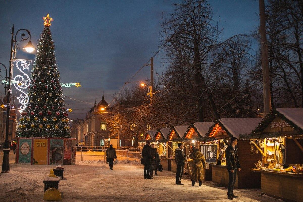 Новый 2019 год в Нижнем Новгороде | отдых, цены, новогодняя ночь рекомендации
