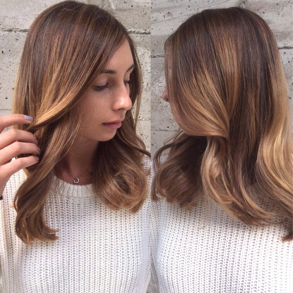 бейбилайтс окрашивание волос фото закончив вторую смену