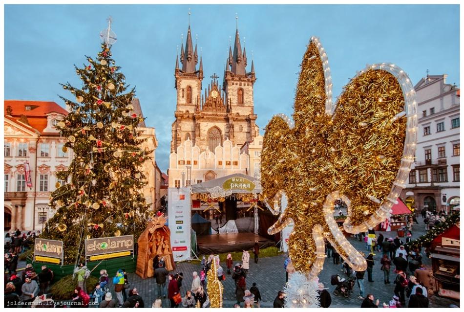 Новый год и Рождество в Чехии: традиции празднования, как отмечают и что посмотреть