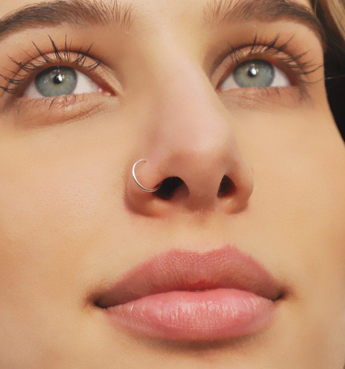 Картинки по запросу пирсинг носа
