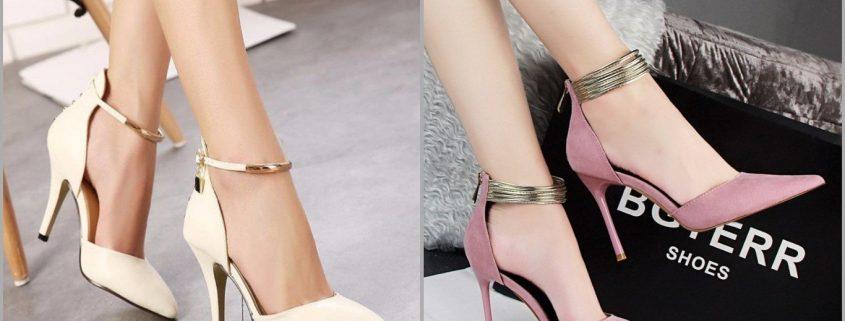 d491e96ff999 Модные женские туфли  100+ ярких новинок весны - 2019 на фото