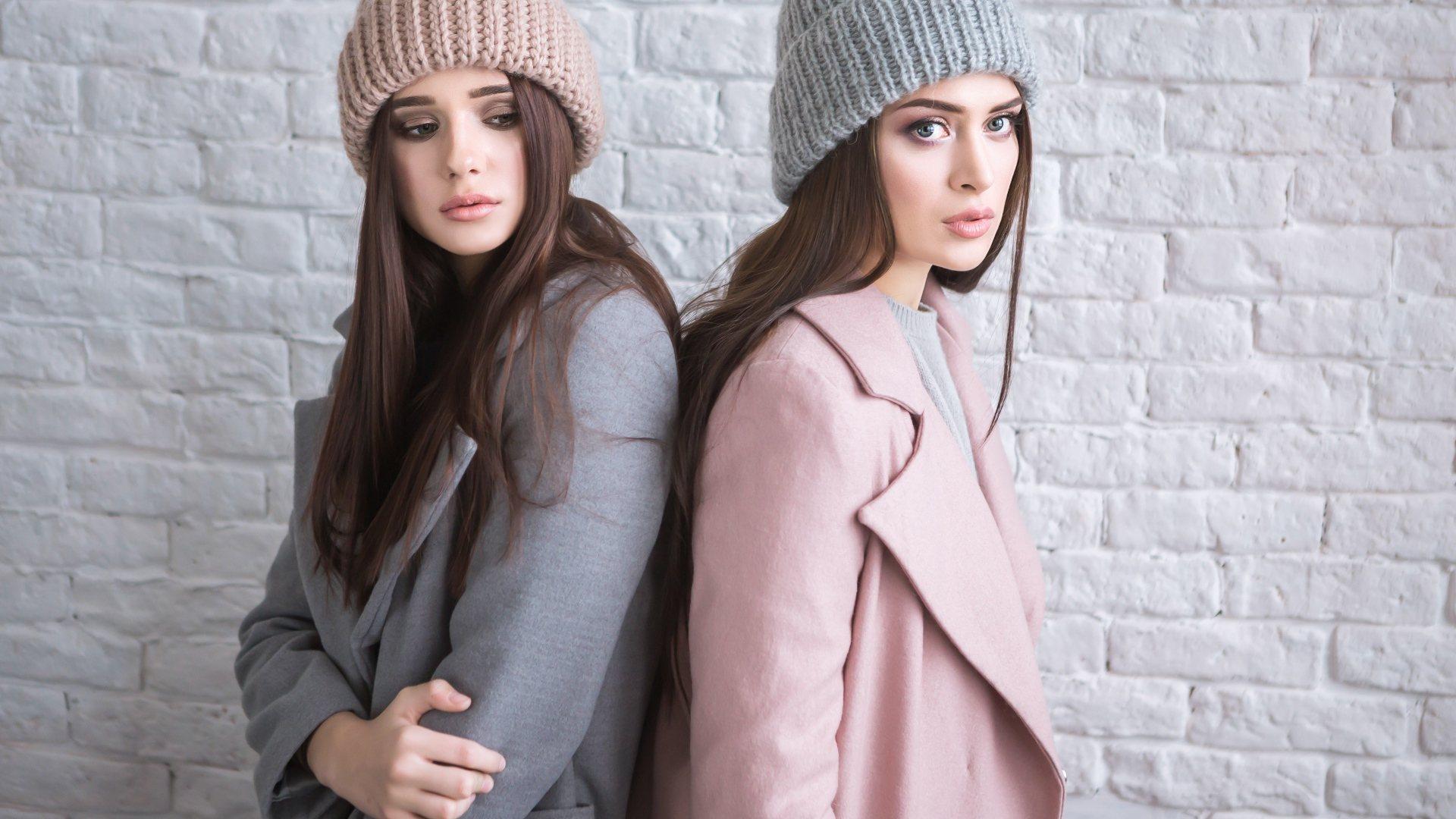 вязаные женские шапки 2019 100 модных новинок на фото