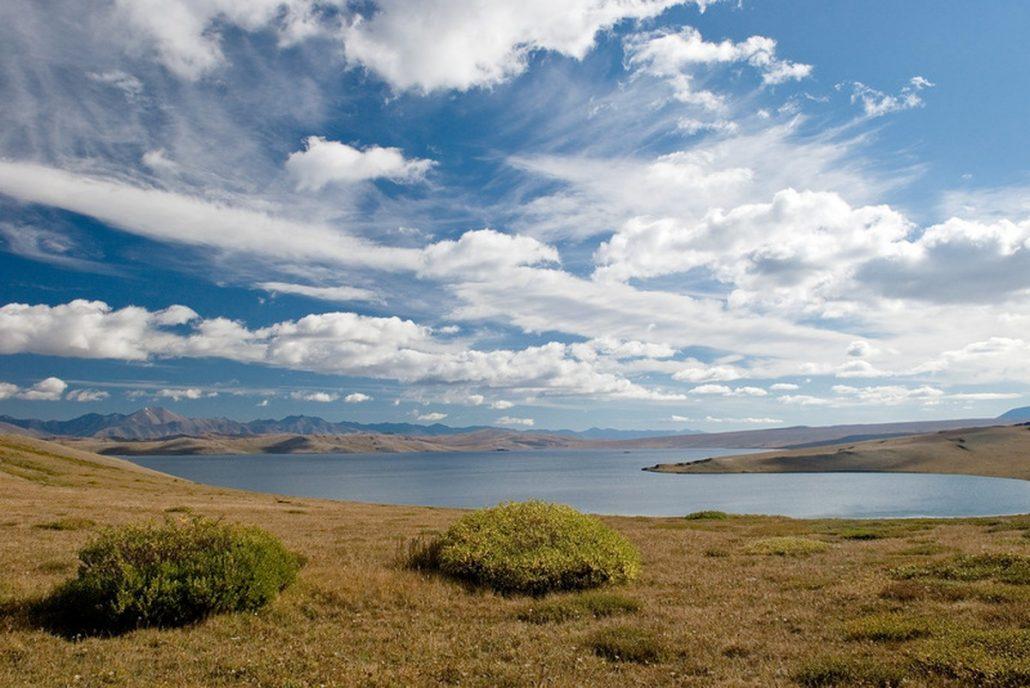 Самое большое озеро нашей страны россии