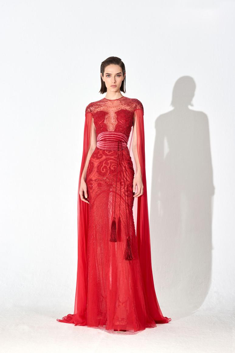 b6085a747f5 Модные вечерние платья 2019  100+ фото новинок