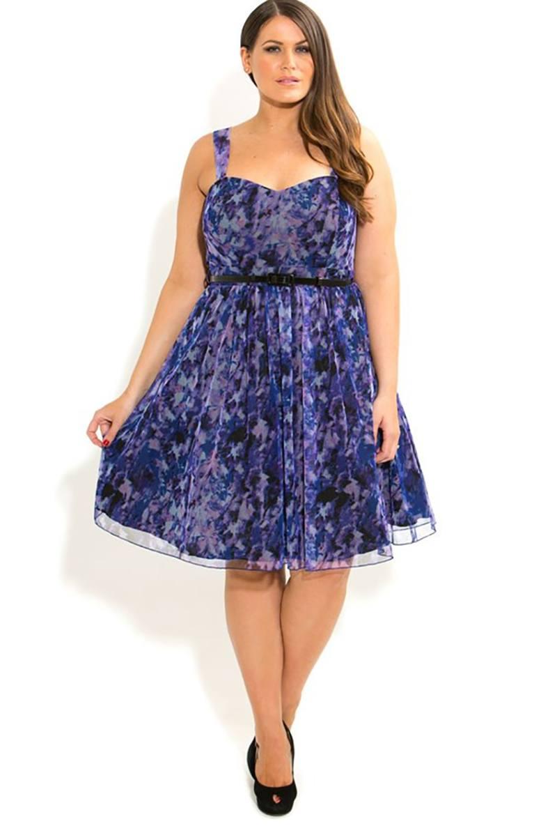 be841c6d056b307 Фасоны платьев для полных женщин: самые стильные идеи на фото