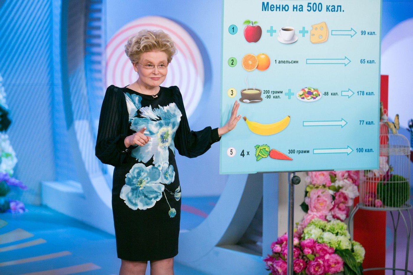 Программа Здоровье Сбросить Вес. Диета Елены Малышевой