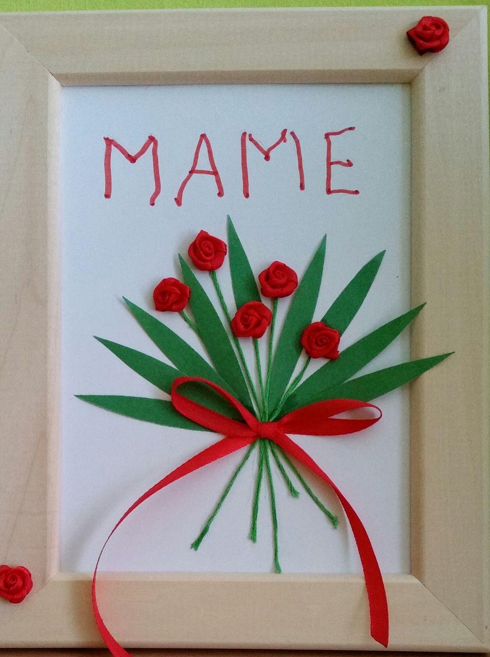 Открытки с днем рождения маме от дочки и сына своими руками, открытка
