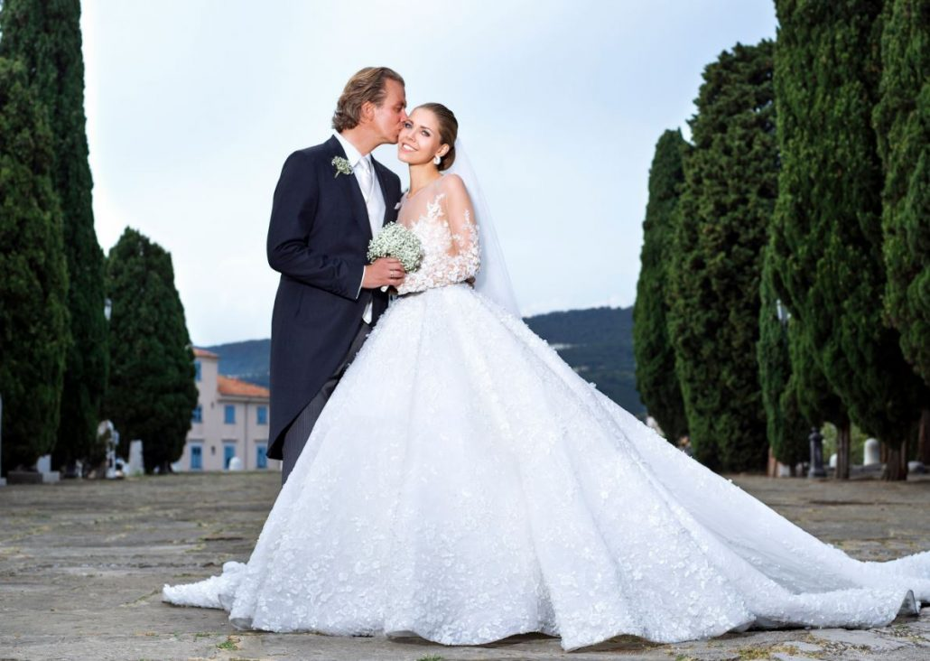 1eb88c20e9b Самые красивые свадьбы  Как проходили торжества