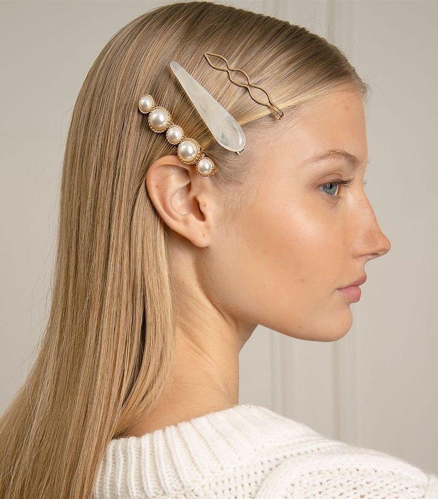 прическа рогалик | Прически, Украшения для волос, Волосы | 1029x905
