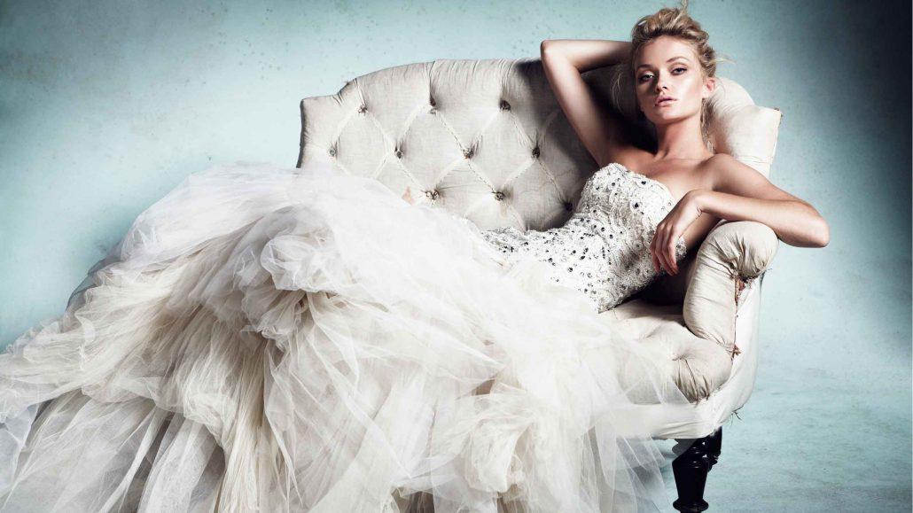 Лучшие свадебные платья 2020