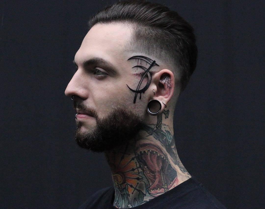 Крутые татуировки с лицами знаменитостей» — карточка пользователя ... | 855x1080