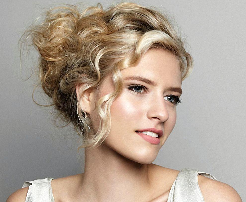 красивые укладки на средние волосы фото образ легко адаптировать