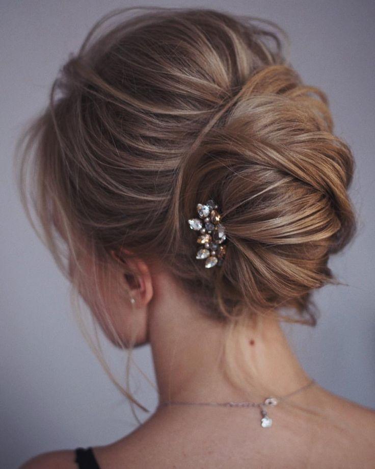 Вечерние прически на волосы средней длины фото