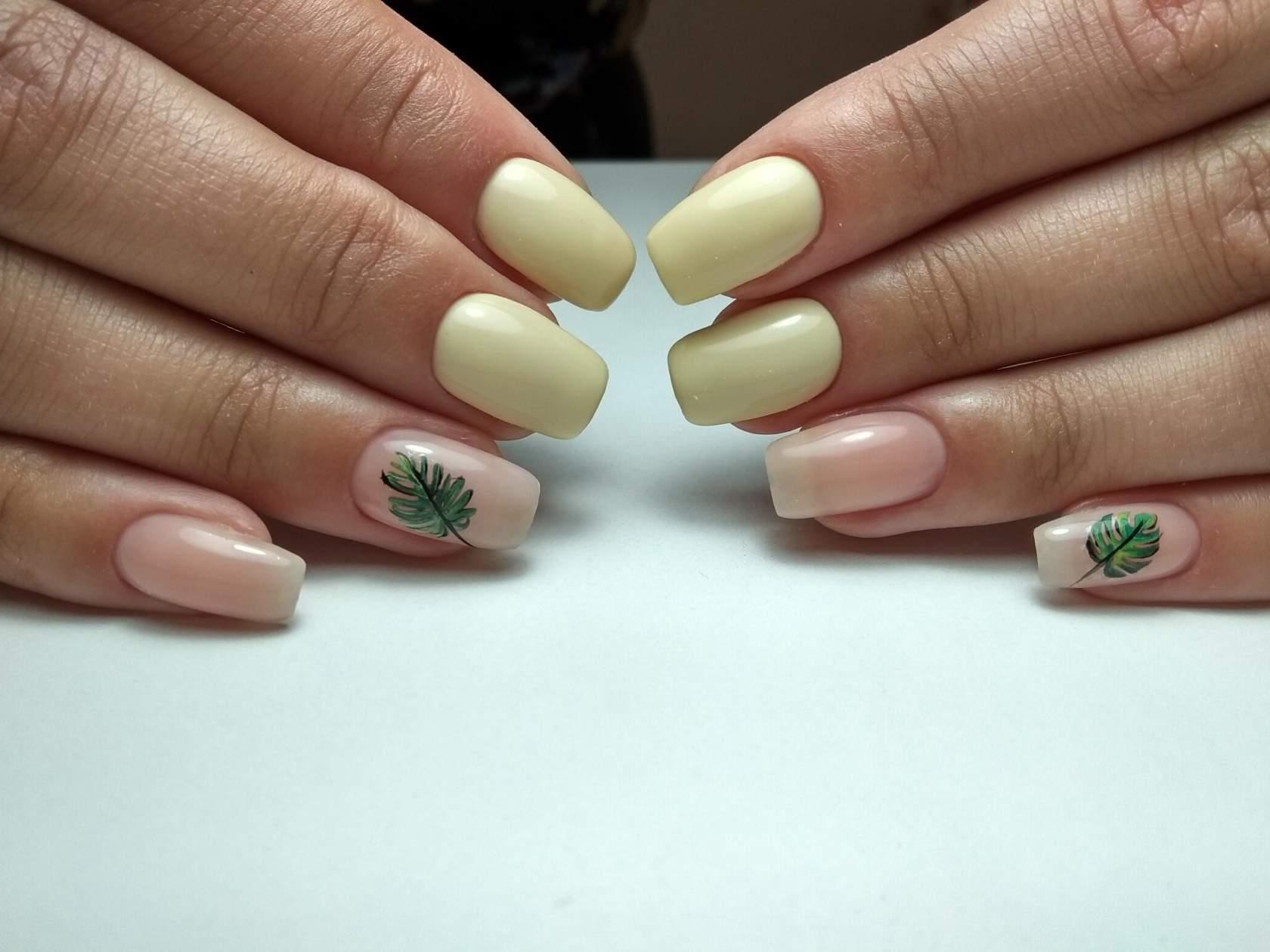 Дизайн нарощенных ногтей 2020 фото  свежая подборка