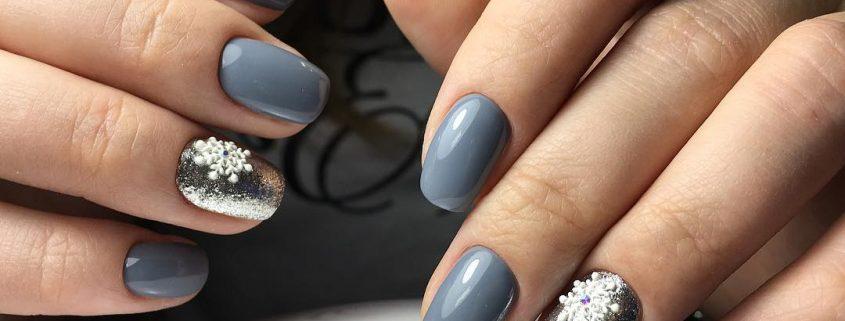 Маникюр на квадратные ногти - фото идей дизайна ногтей - Best Маникюр   321x845