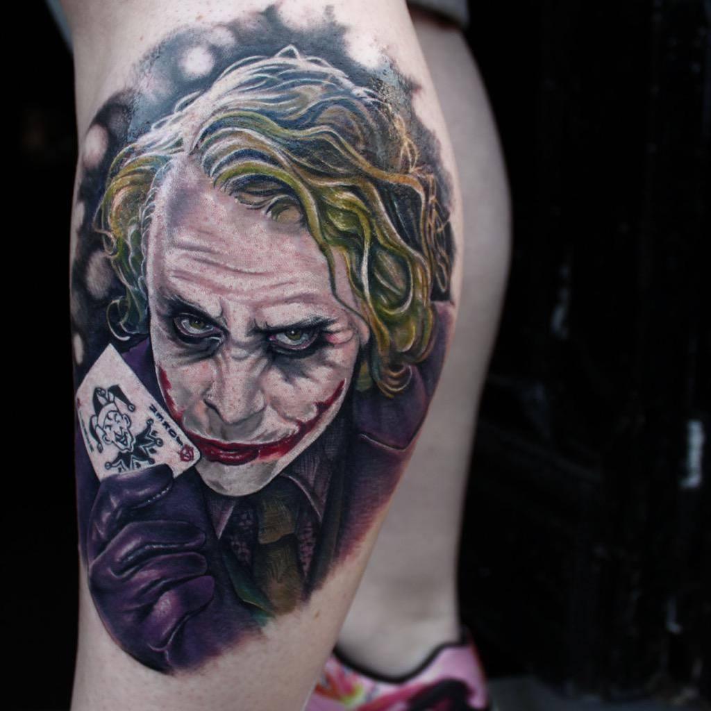 Joker Best Porn Pics