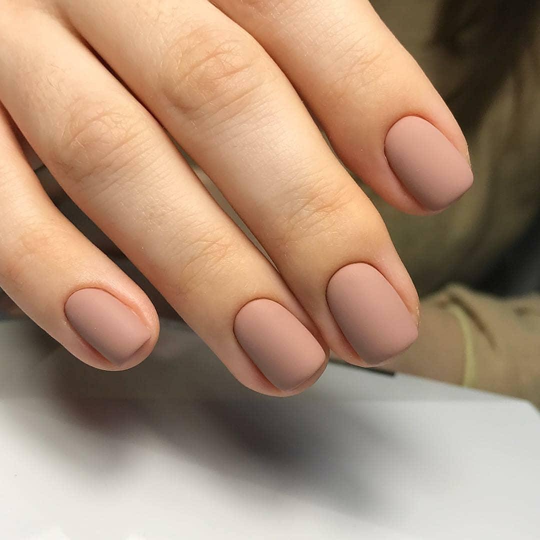 Топ маникюр на короткие ногти