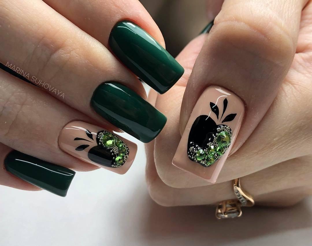 Картинки как делать ногти