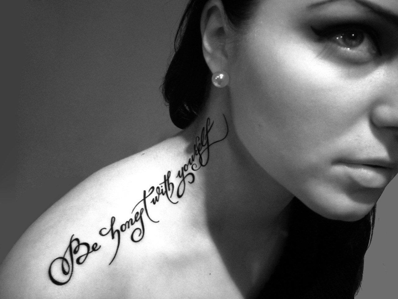 красивые фразы для тату фото менее женщина своей