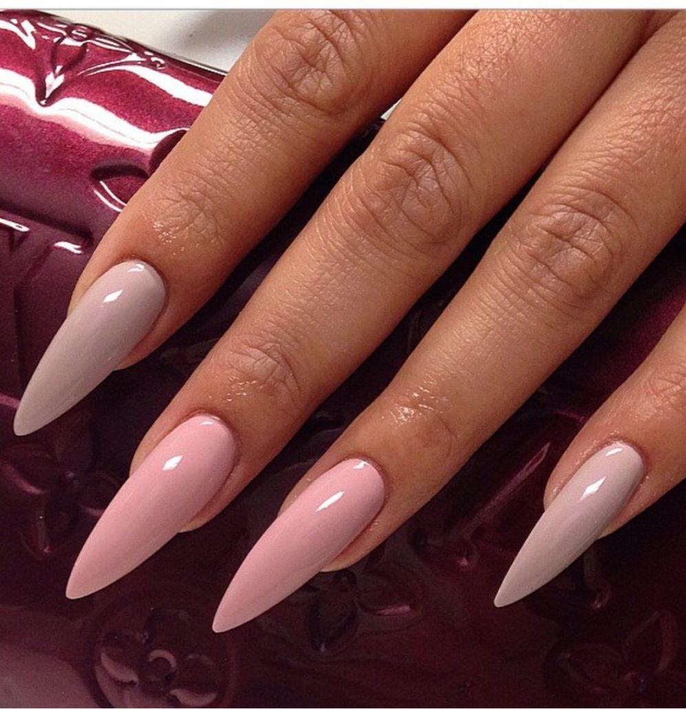 Длинные нарощенные ногти фото дизайн